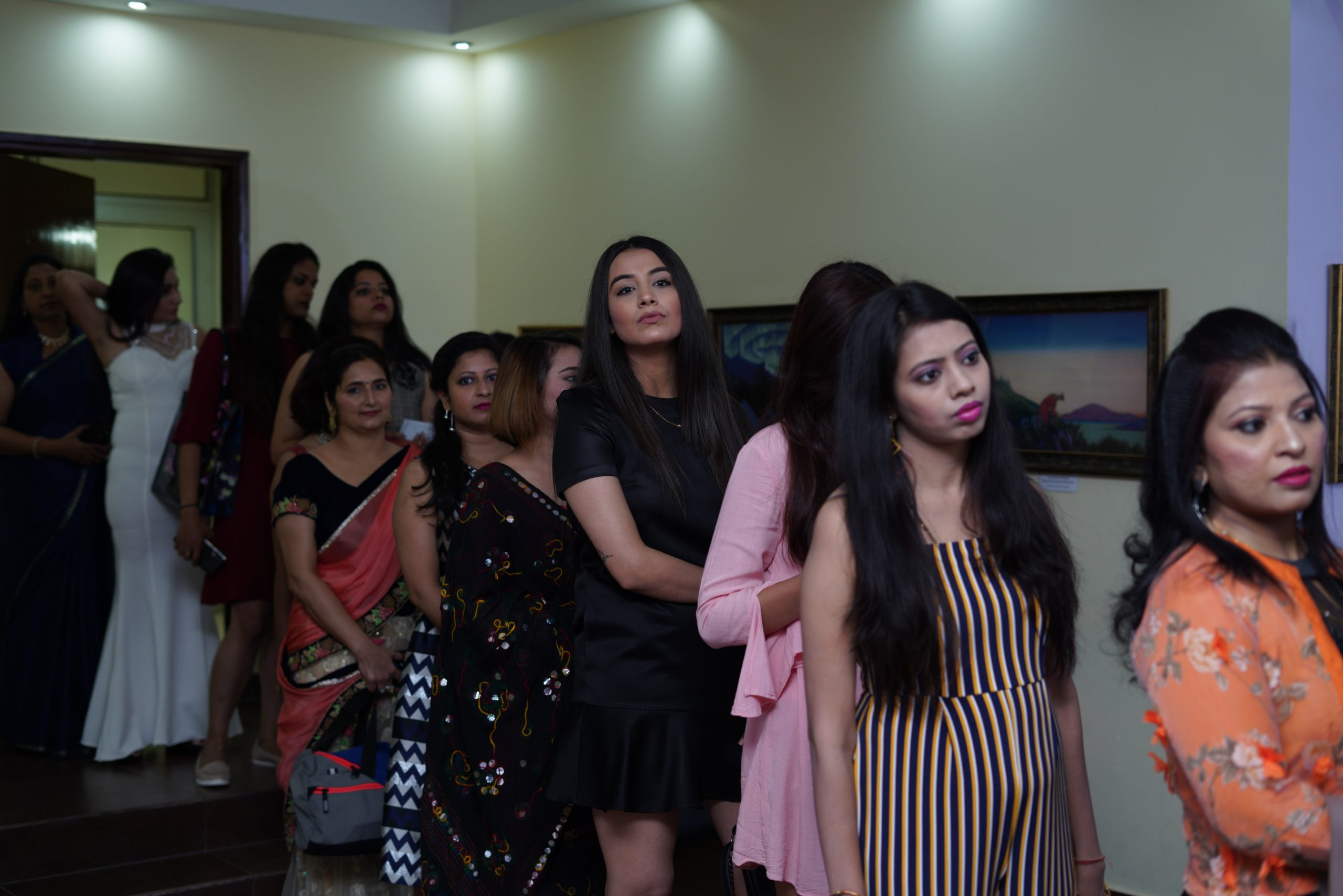 mrs queen of India, global pageant, Audition